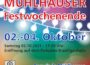 Auch in Mühlhausen ist Kerwe (Festwochenende) angesagt … kommendes Wochenende – herzliche Einladung