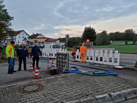 """AKTUELL – aus der """"Nachbarschaft"""" – Wasserversorgung in Angelbachtal & Eschelbach betroffen …"""